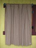 こちらでご紹介のカーテンは、ご注文をいただいてから、ご希望の丈にカットするセミオーダーカーテンとオーダーカーテンのご紹介です。