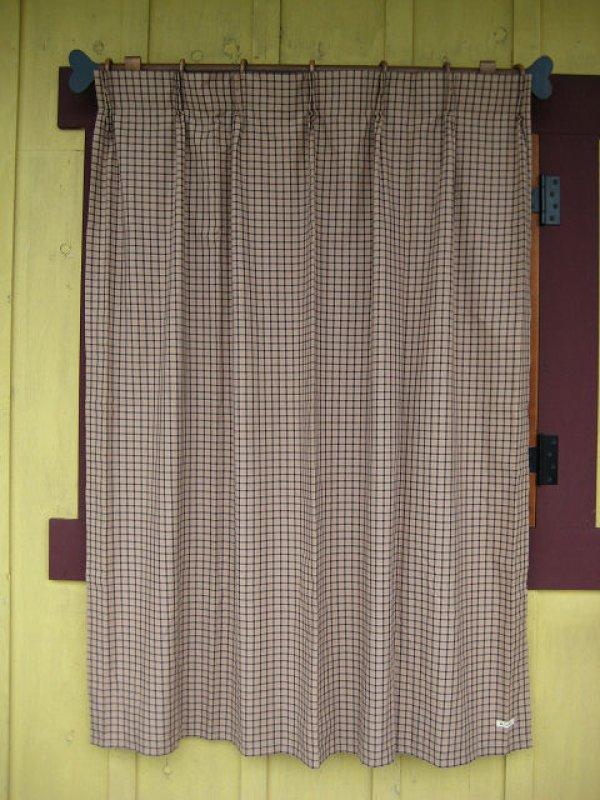 画像1: こちらでご紹介のカーテンは、ご注文をいただいてから、ご希望の丈にカットするセミオーダーカーテンとオーダーカーテンのご紹介です。